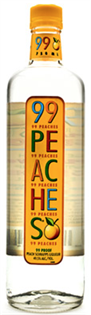 99 Brand Peaches 750ml